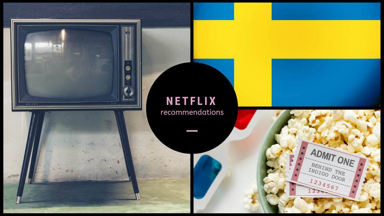 Netflix watch list Swedish